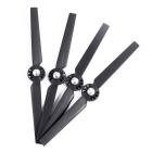 Universal Q500 Carbon Fiber Propeller Set - Black