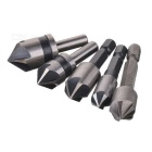 High Speed Steel 82 Degree Chamfer Mills - Silvery Black