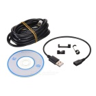 8.4mm Objectif 2.0MP HD 720P 6-LED Endoscope pour Android Phone & PC (2m)