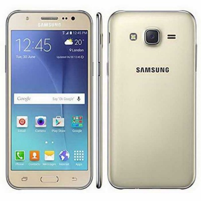 Samsung Galaxy J5 Dual SIM LTE J500F 8GB Unlocked Phone - Gold