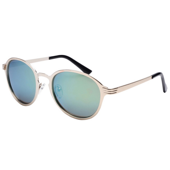 Senlan 8639C3 Women's Polarized Sunglasses - Golden