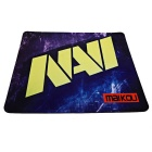 MAIKOU MK-400 400 * 450mm Rubber Mouse Pad Mat - Black + Multi-Colored