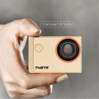 ThiEYE i60 Action Camera WIFI 1080P 60fps Sports Camera - Golden
