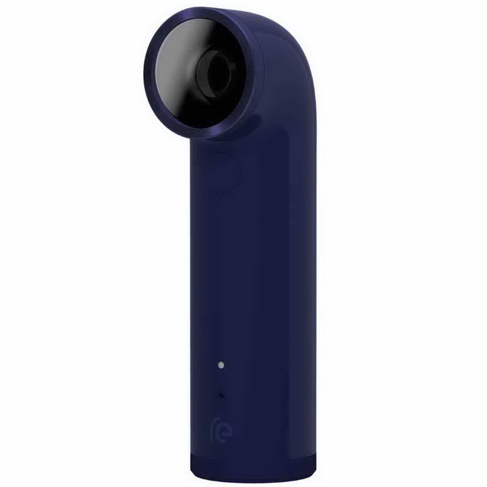 HTC RE Action Camera-1080 Pixels - Blue