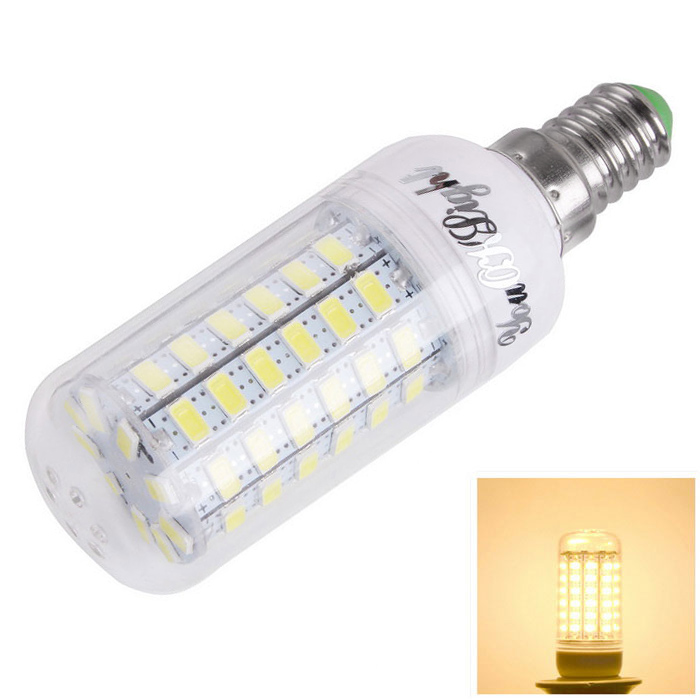 YouOKLight YK1166 E14 4W LED Corn Bulb Warm White Light (AC110~120V)