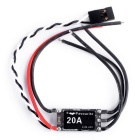 20A ESC Brushless Speed Controller - Black