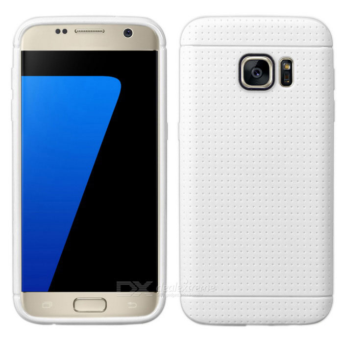 Protective TPU Back Case for Samsung Galaxy S7 / G930 - White