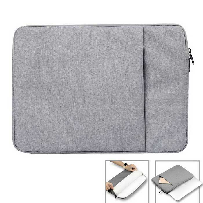 Suitings Inner Sleeve Bag for Air/Pro 13.3 - GreyBags and Pouches<br>Form  ColorGreyQuantity1 DX.PCM.Model.AttributeModel.UnitShade Of ColorGrayMaterialSuitingsCompatible Size13.3 inchTypeSleevesPacking List1*Inner Bag<br>