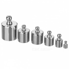 Buy Professional Digital Scale Calibration Weight Set 50g + 20g 10g 5g 1g Carrying Case