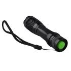 Richfire SF-392 5 modes zoom focus lampe de poche LED blanc neutre
