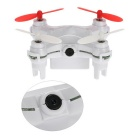 L7C original 2.4G 4 canales 6-Axis Gyro RC Mini Quadcopter - Blanco