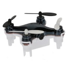 Original L7C 2.4G 4CH 6-Axis Gyro RC Mini Quadcopter - Black