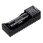 Xpower C1 Charger + 2200mAh 18650 IMR baterie + pouzdro na baterie