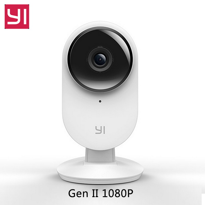 xiaomi xiaoyi intelligente IP Kamera gen II 1080P Alarm Sensor China-Version