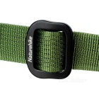 NatureHike Quick-Dry Nylon Belt - Army Green (M / 114.8cm)