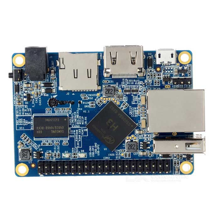 Allwinner H3 ARM Cortex-A7 Quad-core Development Board Android 4.4