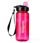 NatureHike Outdoor Sports Quick & Easy Open Water Bottle - Deep Pink