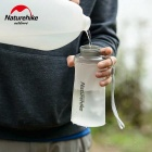 NatureHike 500ml Portable Outdoor Sports Folding Water Bottle - White