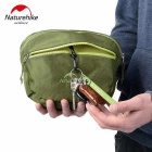 NatureHike Casual ombro único Messenger Bag - Green Army (2L)