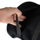 ZIQIAO Universal Car Armrest Box Increased Pad - Black