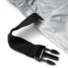 Motorcycle Waterproof Rainproof Anti-UV Dustproof Cover - Black (S)