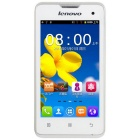 "Lenovo A396 4.0"" Android 2.3 Quad Core Cell Phone  - White (US Plug)"