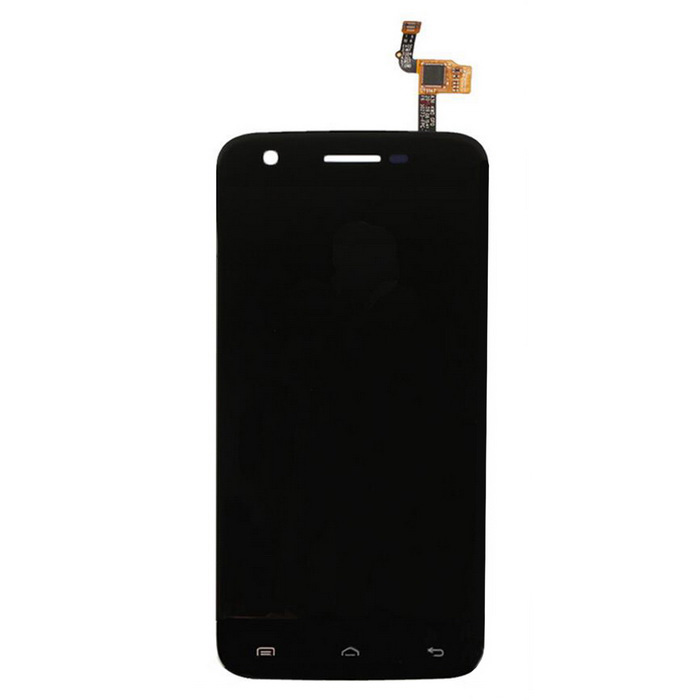 Screen Display LCD Original + Touch Panel para Doogee F3 Pro - Preto