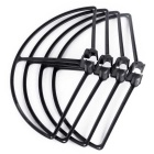 ABS Propeller Protective Frame Set - Black (4 PCS)
