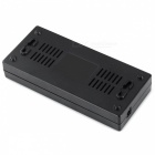 DIEWU 8 Ports 10/100Mbps Ethernet RJ45 Network Switch Hub - Black