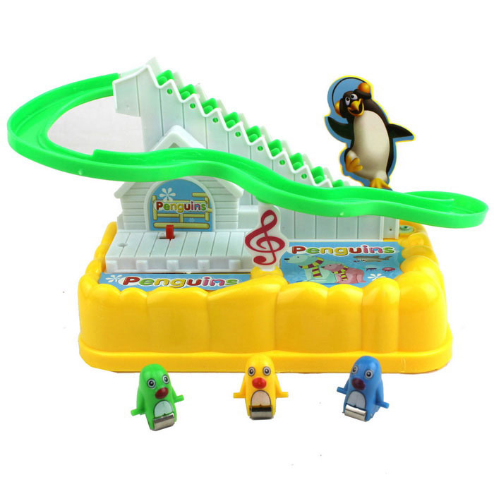 Novelty Animals Amusement Electric Music Toy for Children - Multicolor
