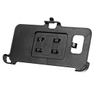 Auton Air Outlet Mount + Phone Holder Samsung Galaxy S7 Edge - Musta