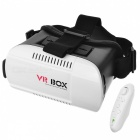 BOX VR Virtual Reality óculos w / Bluetooth Mouse - Branco