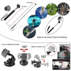 Popular Sports Camera Accessories Hot Kit for GoPro Hero - Black