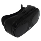 "Realidade Virtual 3D Glasses + BT Controller para 3,5 ~ 6,0 ""Phones - Black"
