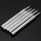 60W 70mm Soldering Iron Tip - Silver Grey (5PCS)