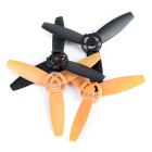 3-Blade Propellers for Parrot Bebop Drone 3.0 - Yellow + Black (4PCS)