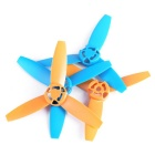 3-Blade Propellers for Parrot Bebop Drone 3.0 - Yellow + Blue (4PCS)