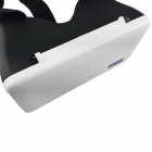 VR-8888VR3D Plastic Virtual Reality Video Glasses pour téléphones - Blanc