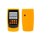 Handheld Multi-Purpose Wire Tracker Testing Device - Orange + Black