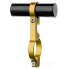 GUB Mountain Bicycle Light Holder Expansion Frame - Golden + Black