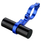 GUB Mountain Bicycle Light Holder Expansion Frame - Blue + Black