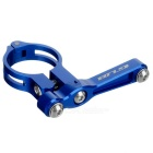GUB Aluminum Alloy Bicycle Water Bottle Holder - Blue