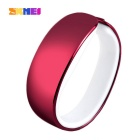 SKMEI 1160 Frauen-Screen-LED Armbanduhr - Wine Red + White