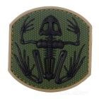 Outdoor CS Tactical Personalized Arm Badge Velcro Patch - Army Green