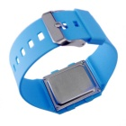 SKMEI 1169 50m Waterproof LED Watch - Sky Blue (1 * CR2016)