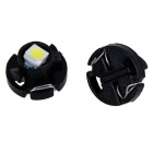 T4  0.3W 1210 SMDLED  Neutral White Light Instrument Lamp (2 PCS)