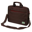 "EPGATE 15.6""  Laptop Bag/Crossbody Shoulder Messenger Bag - Brown"