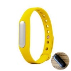 Xiaomi Mi Band 1S Heart Rate Wristband Smart Bracelet - Yellow