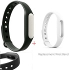 XMSH02HM Светочувствительная версия Heart Rate Monitor Fitness Tracker Bracelet + Replacement Band