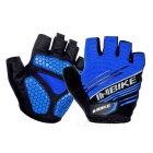 Unisex Bike Bicycle Riding Outdoor Sports Breathable Sweat-Absorbing Anti-Slip Gloves